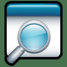 Windows Magnifier icon