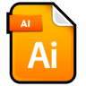Adobe-Illustator icon