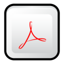 Adobe Acrobat CS 3 icon