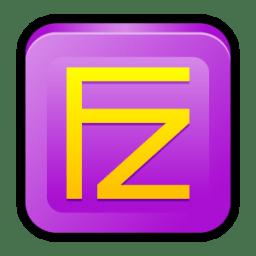 File Zilla icon