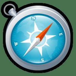 Safari Icon | Sleek XP Software Iconset | Hopstarter