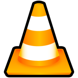 media player traffic cone