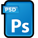 Adobe Photoshop CS3 Document icon