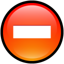 Button-Delete icon