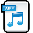 File Audio AIFF icon