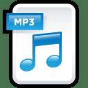 File Audio MP 3 icon