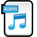 File Audio icon