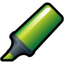 Highlighter Green icon