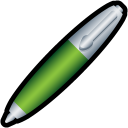 Pen Green icon