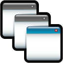 Windows Cascade icon
