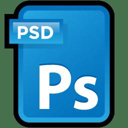 Adobe Photoshop CS3 Document icon