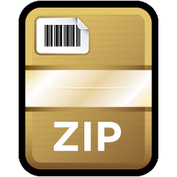 Compressed File Zip icon