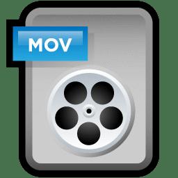 File Video MOV icon