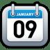 Calendar-Blue icon