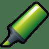 Highlighter-Green icon