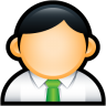 User-Administrator-Green icon