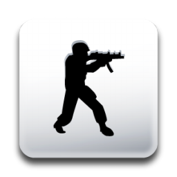 Counter Strike Icon | Software Iconset | Hopstarter