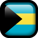 Bahamas-Flag icon