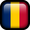 Chad-Flag icon