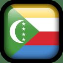 Comoros-Flag icon