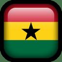 Ghana-Flag icon