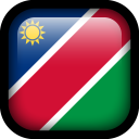 Namibia Flag icon