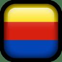 North-Holland-Flag icon