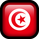 Tunisia Flag icon