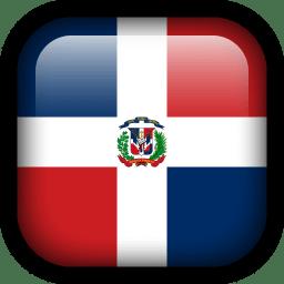 Dominican Republic Flag icon