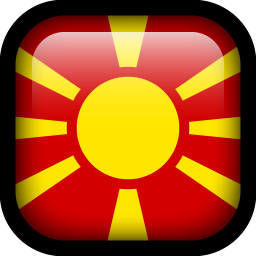 Macedonia Flag icon