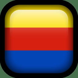 North Holland Flag icon