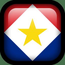 Saba Flag icon