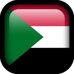 Sudan Flag icon