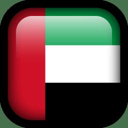 United Arab Emirates Flag icon