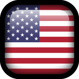 United States of America Flag icon