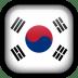 South-Korea-Flag icon