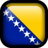 Bosnia-and-Herzegovina-Flag icon