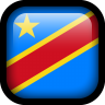 Congo-Democratic-Republic-Flag icon