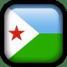 Djbouti-Flag icon