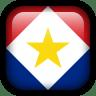 Saba-Flag icon