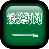 Saudi-Arabia-Flag icon