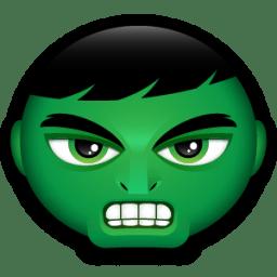 Avengers Hulk icon