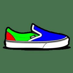 Vans RGB icon