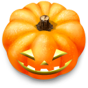 Jack o lantern 1 icon