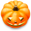 Jack o lantern 3 icon