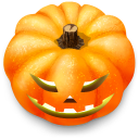 Jack o lantern 5 icon