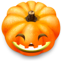 Jack o lantern 6 icon