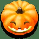 Jack o lantern 6 icon