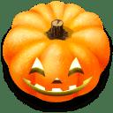 Jack o lantern 8 icon