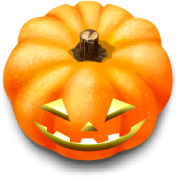 Jack o lantern 1 icon